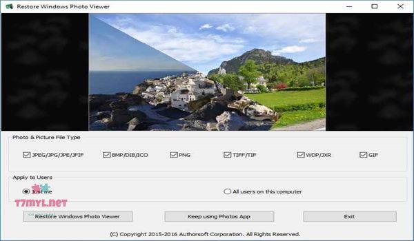تحميل برنامج windows photo viewer لويندوز 10